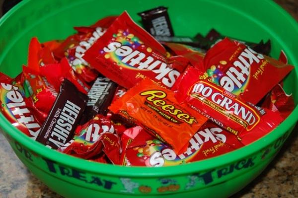 Yummy, Yummy, Yummy Candy!
